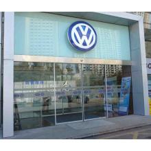 Auto Shop Automatischer Schiebetürantrieb