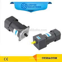 low rpm ac gear motor 100V 110V 120V 220V 230V 380V