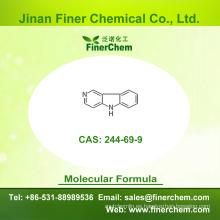 Cas 244-69-9 | 3-Azacarbazol | 5H - pirido [4,3 - b] indol | Gamma-Carboline | | 244-69-9 | precio de fábrica; Gran stock