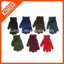 Дешевые зимние трикотажные перчатки