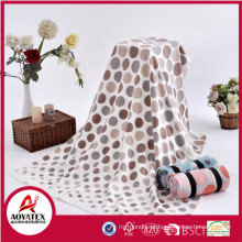 preço de fábrica têxteis lar novo design polar cobertor de lã
