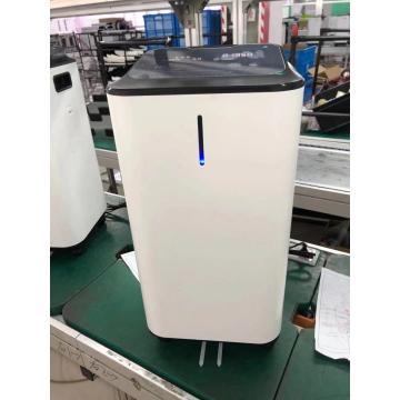 Equipo médico generador de oxígeno de alta concentración