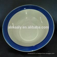 дешевые керамические чаши с цветом линии