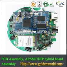 Carrier Board Elektronisches Modul für eine Host-System PCBA Assembly