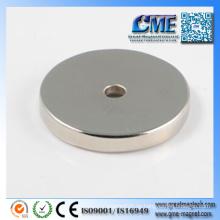 Superstarke Flachmagnete Stärkstes Permanentmagnetmaterial