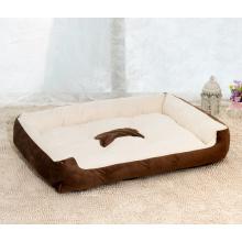 Мягкая собака кровать ПП хлопок собака диван мат