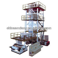 China Máquina de extrusión de película bopp de tres capas