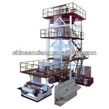 China Three Layer bopp film extrusion machine