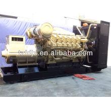 Generador diesel diesel del fabricante 1500KVA Jichai de China con el certificado del CE