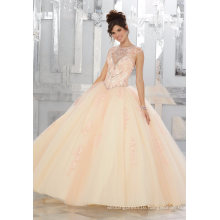 2017 New Design Prom Party Evening Ballgown Quinceaner Dress (89147)