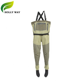 Men Breathable Waders for Fishing