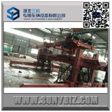 Parte superior do Wrecker resistente deslizante de 50 toneladas do rotador