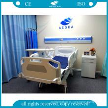 Unidad principal de la cama de hospital del equipo médico de la salida del gas de AG-HBD001