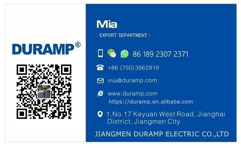 Duramp contact information