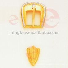 Boucle de ceinture dorée (L18-103A)