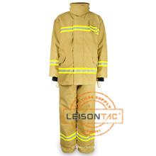 Abnehmbare Feueranzug mit En Standard für Brandbekämpfung