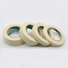 Wholesale  protective hot melt crepe paper masking tape