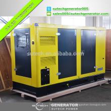 Chinesischer weifang Dieselgenerator 100kw / 125kva mit dem preiswertesten Preis