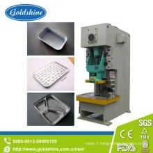 Machine de fabrication de plaque en aluminium Foil