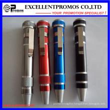 Aluminum Pocket Hand Multi Tool Pen (EP-TS8123)