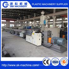 Máquina de extrusión de tubos de plástico PPR