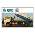 266HP Sinotruk HOWO 4X2 camion d'aspiration des eaux usées Zz1167m4611W
