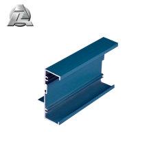 Perfil de jateamento de alumínio durável eficiente da extrusão 6063 da energia moderna