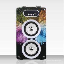 BBQ KBQ-162 20 Watt 2000 mAh Audio Verstärker Mobile Lautsprecher / kissen lautsprecher CE SGS ROHS PATENT