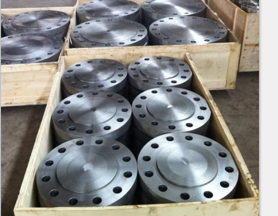 RTJ threaded flange pipe fitting