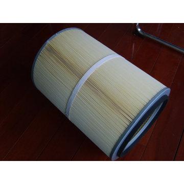 Polyester wasserfest und Anti-Öl-Filterpatrone