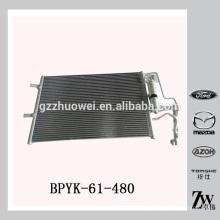 Condenseur de radiateur automatique pour Mazda 5 2.0 2007 BPYK-61-480