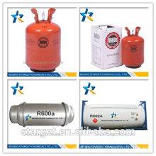 Best selling refrigerant gas R600a Y