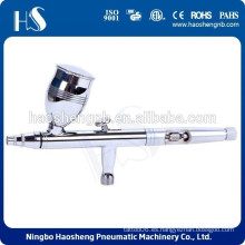HS-83 2016 Productos Más Vendidos Dpuble Action Gravity Feed Airbrush
