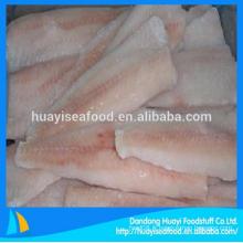 Filet de poisson de cabillaud congelé de qualité supérieure avec les meilleurs prix