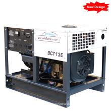 Open Frame Generator Diesel 10kw (BD8E)