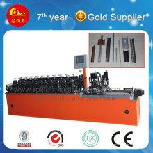 Hochgeschwindigkeits-CUL-Omega-Form-Metall-Furring-Kanalrollen-Umformmaschine