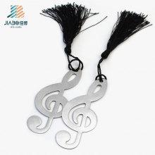 Marcador de aço inoxidável da promoção do logotipo feito sob encomenda da música no presente do metal