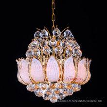 Le style chinois de bas prix en gros a mené le lustre en verre de cristal