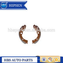 Brake shoes with OEM NO. 43153-S3Y-003 / 43053-S3Y-950 for Honda