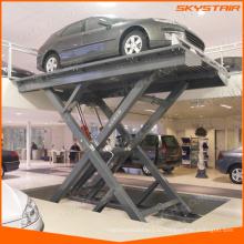 Автомобильный гидравлический ножничный подъемник/лифт стол
