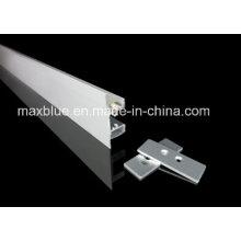Perfil de aluminio de pared LED de luz de pared (4831)