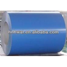 1050/3003 Bobine en aluminium revêtue de couleur PE / PVDF pour décoration