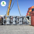 Neueste Technologie !! Gummireifen-Recycling-Pyrolyse zur Rohöl-Anlage