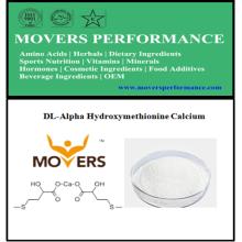 Fournir des acides aminés de haute qualité: Dl-Alpha Hydroxyméthionine Calcium