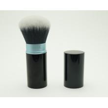 Brosse rétractable pour cheveux synthétique écologique