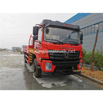Dongfeng Boom Hydraulic Truck Mounted Crane