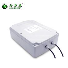 Luz de calle solar personalizada batería de litio 24 v 40ah caja de almacenamiento solar li ion batería