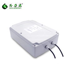 Custom solar street light lithium battery 24v 40ah box solar storage li ion battery