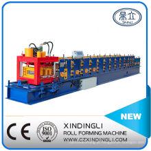Econômica hidráulica C Purlin Roll Forming Machinery