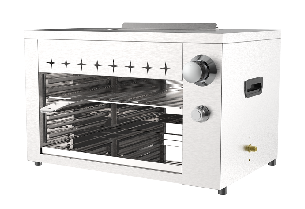 Gas Outdoor Pizza Oven